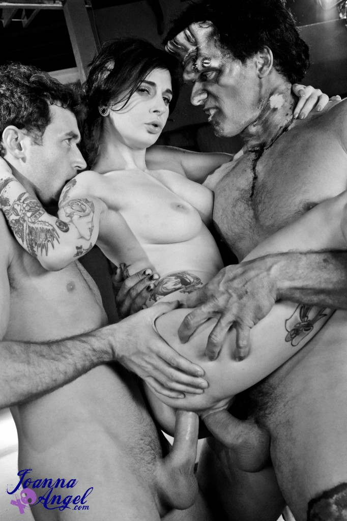 joanna angel burning angel blowjob halloween porn threesome dp double penetration