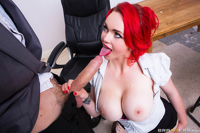 Sophie dee shows off her big tits ass before squirting 6